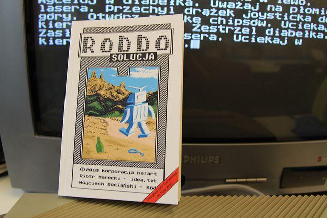 """""""Robbo. Solucja"""" to pierwsza taka publikacja w Polsce, a może nawet i na świecie."""
