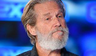 Jeff Bridges poinformował niedawno, że zdiagnozowano u niego nowotwór