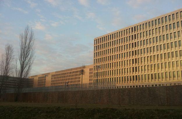 Nowa siedziba główna BNS