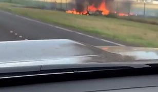 USA. 11 osób zginęło w wypadku w okolicach lotniska Dillingham
