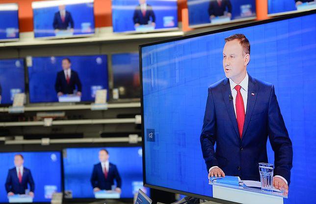 Prezydent Andrzej Duda chce zmiany prezesa TVP. Jarosław Kaczyński się na to nie zgadza.