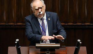 Janusz S. oskarżony. Byłemu posłowi grozi 5 lat więzienia