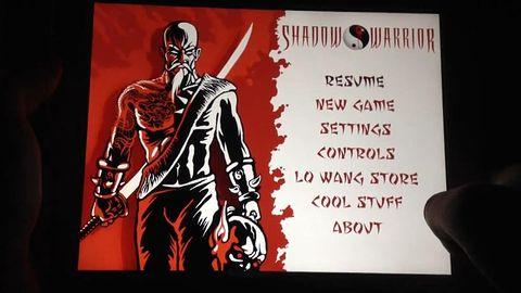 Granie z Kieszeni: Shadow Warrior na iOS zabity przez fatalne sterowanie