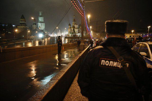 Miejsce zamachu na Niemcowa - zdjęcia