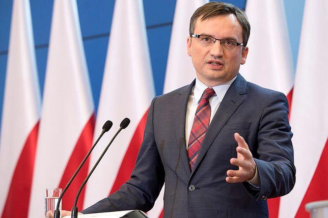 Zmiany w sądownictwie będą przebiegać pod auspicjami ministra Zbigniewa Ziobry