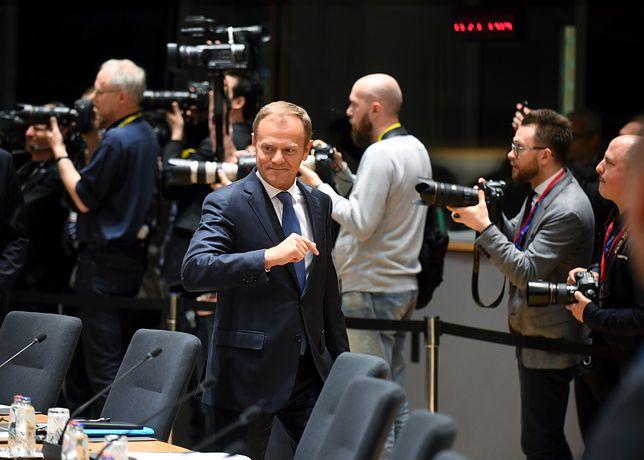 Donald Tusk ws. Szonert-Biniendy: postanowiliśmy skłonić prokuraturę do działania