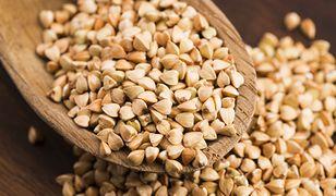 Kasza gryczana jest źródłem witaminy B6