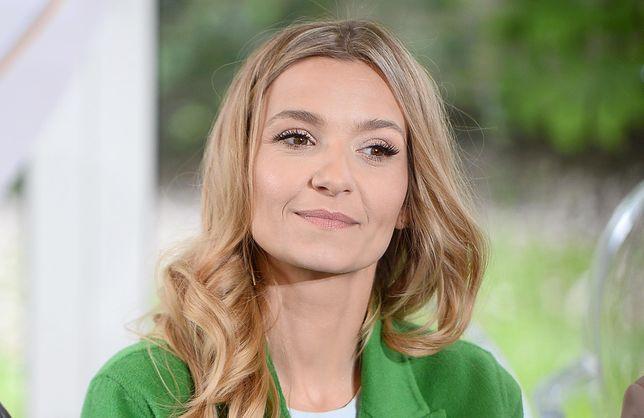 Joanna Koroniewska w bikini. Rzadko pokazuje takie zdjęcia