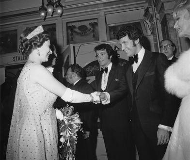 """Tom Jones o spotkaniu z królową Elżbietą. """"Od razu zacząłem ją przepraszać!"""""""