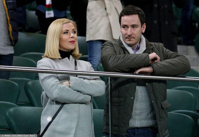 Joanna Kryńska rozstała się z mężem. Dziennikarz ma już nową partnerkę