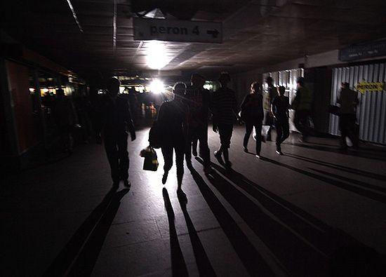 Wiadomo, co spowodowało awarię na Dworcu Centralnym