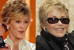 Jane Fonda poddała się operacji plastycznej. Zobacz jak wygląda teraz