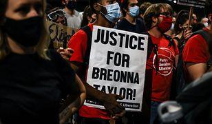 USA. Protesty po śmierci Breonny Taylor