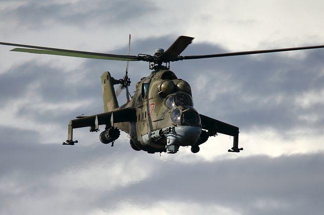 Śmigłowiec Mi-24
