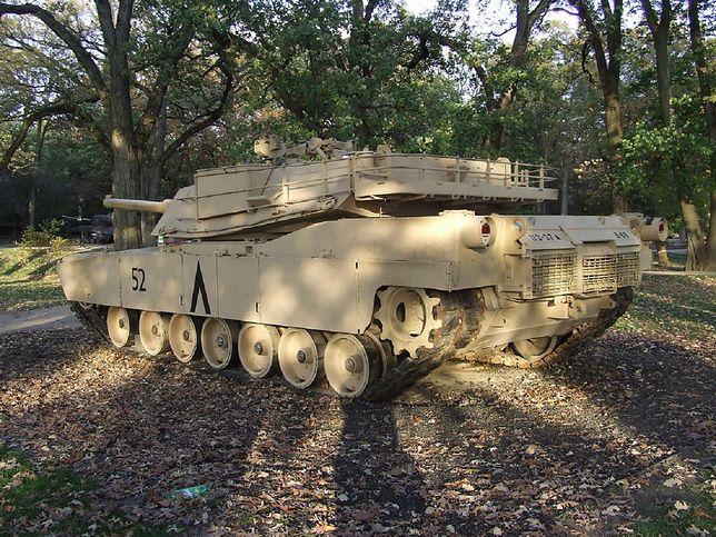 Polska może pozyskać czołgi M1 Abrams od USA