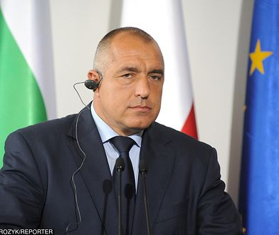 Bojko Borysow skrytykował Donalda Tuska
