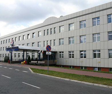 Grodzisk Mazowiecki. Szpital Zachodni w Grodzisku Mazowieckim.