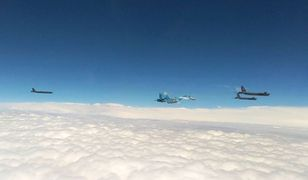 Amerykańskie B-52 nad Ukrainą. Maszyny będą stale pilnować granicy