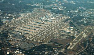 Port lotniczy w Atlancie to największe lotnisko na świecie. W 2018 roku obsłużyło 107 mln pasażerów.