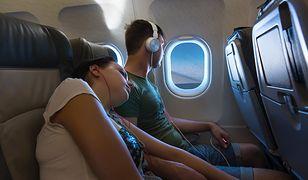 Wybór miejsca w samolocie mówi dużo o naszym charakterze