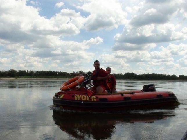 Mazowsze: mężczyzna utonął w Wiśle. Chciał uratować dziecko