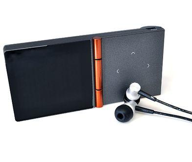 Mały, ale bardzo drogi odtwarzacz MP3