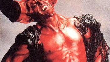 Demoniczny penis w Dante`s Inferno