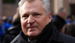 Były prezydent RP Aleksander Kwaśniewski