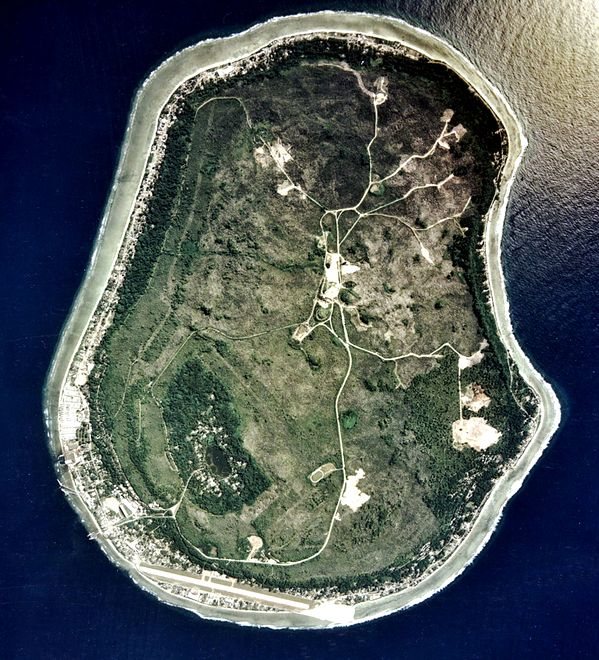 Nauru - najmniejsza republika na świecie