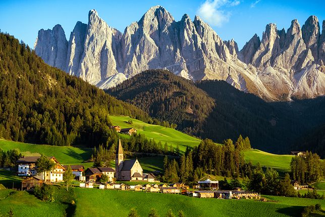 Trentino to nie tylko zapierające dech w piersiach Dolomity, ale także ponad 300 jezior