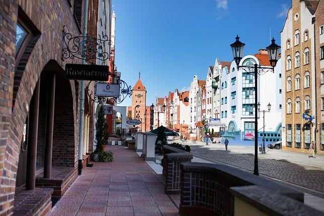 Miasto z bogata historią - Elbląg