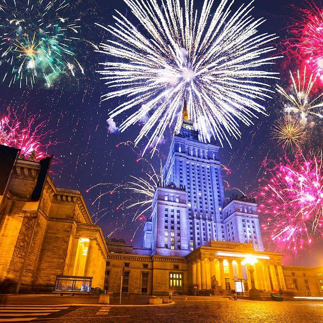 Mieszkańcy stolicy będą świętować wejście w Nowy Rok na placu Bankowym.