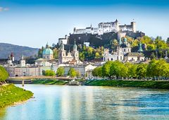 Salzburg – miasto Mozarta i perła światowej kultury