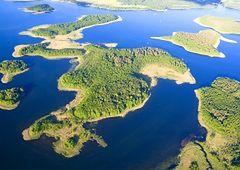 Mazury - jedno z najpiękniejszych miejsc wg Kamila Bednarka