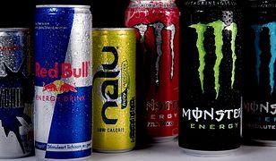 Napoje energetyczne mają zły wpływ szczególnie na organizmy młodych ludzi.