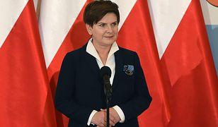 - Zobaczymy, jaki będzie ostateczny kształt tej ustawy, ale w naszym obozie głosy są podzielone - powiedziała Szydło
