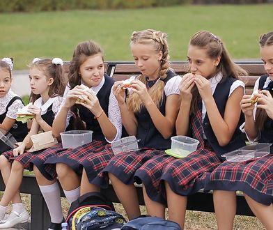 Śniadania dla dzieci do szkoły