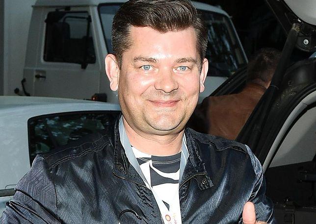 Zenon Martyniuk przed koncertem