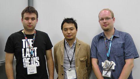 """""""Naszym głównym celem jest dotarcie do hardcore'owych fanów"""" - wywiad z Yuim Tanimurą, producentem Dark Souls 2"""