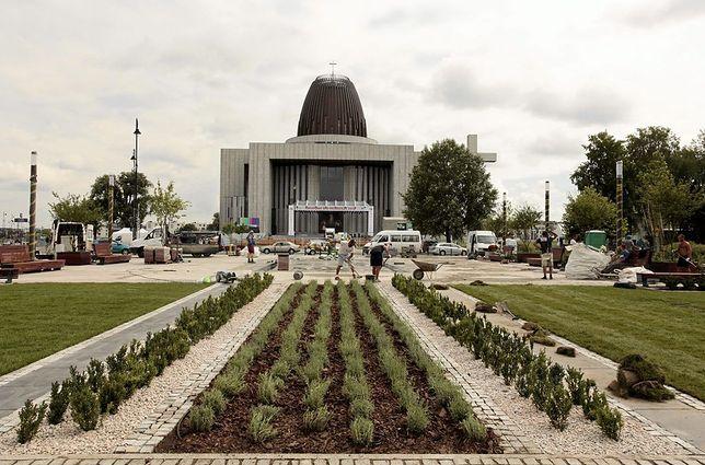 Ogromna dotacja dla Świątyni Opatrzności Bożej. Od Ministerstwa Kultury