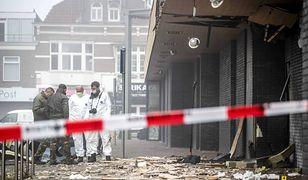 Holandia. Wybuchy w polskich sklepach. Policja szuka świadków