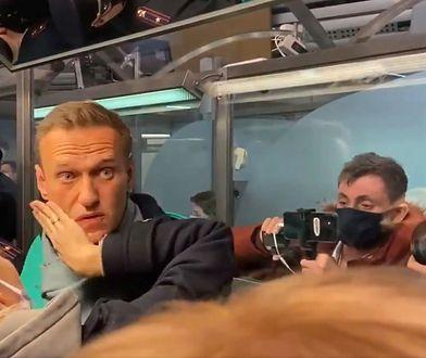 Rosja. Aleksiej Nawalny zatrzymany i reakcje z USA. Pompeo o działaniach Putina