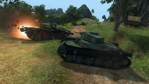 Chińskie czołgi wreeeszcie przytoczą się do World of Tanks