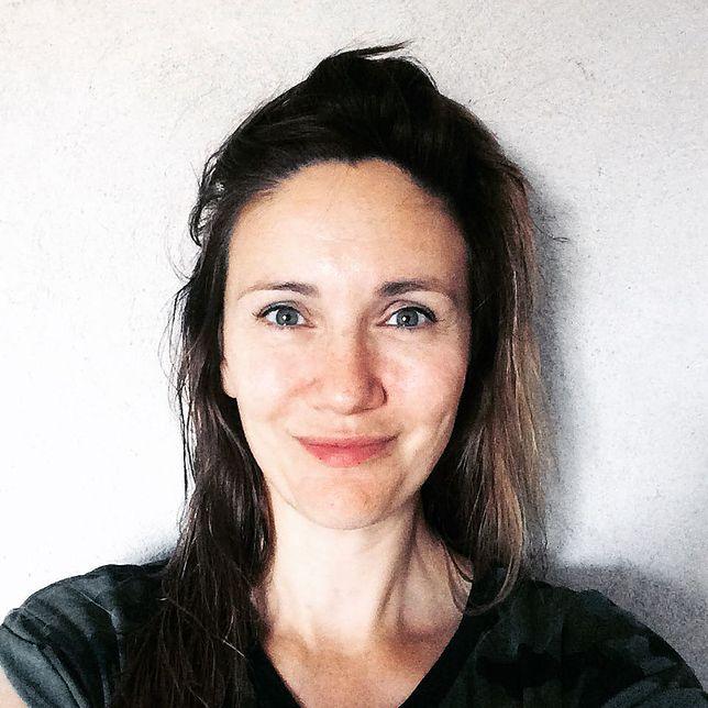 Ilona Ostrowska już tak nie wygląda. Fani: pani Ilono, jest ogień