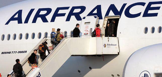 Air France wzywa pracowników do 4-dniowego strajku