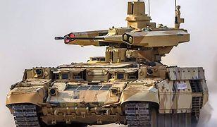 BMPT Terminator. Ciężki bojowy wóz wsparcia czołgów