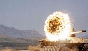 Tak działa pocisk przeciwpancerny 3BM9. To broń polskich czołgów
