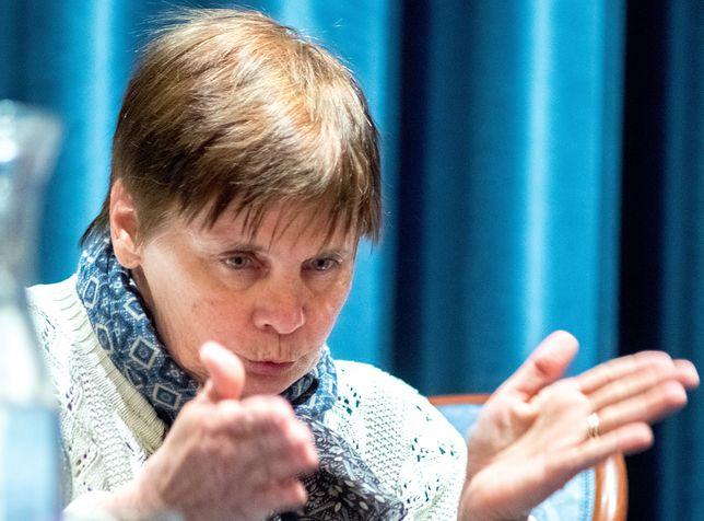 Janina Ochojska miała wejść do Sejmu na zaproszenie posła PO Sławomira Piechoty