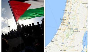Awantura o Palestynę na Mapach Google'a, czyli na ile giganci technologiczni wpływają na nasze postrzeganie świata