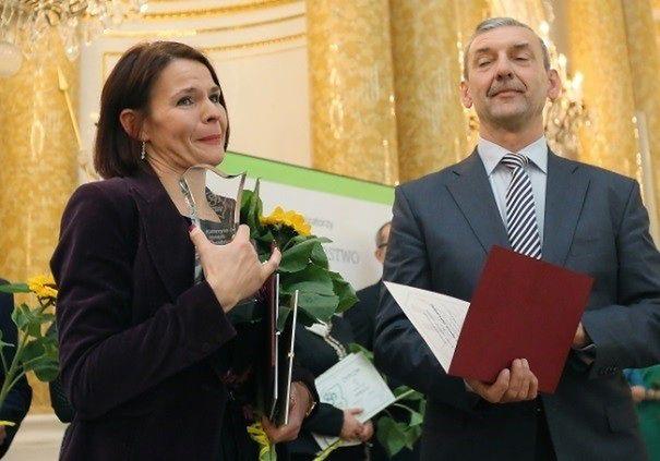 """Katarzyna Nowak-Zawadzka z Warszawy """"Nauczycielem Roku 2015"""""""